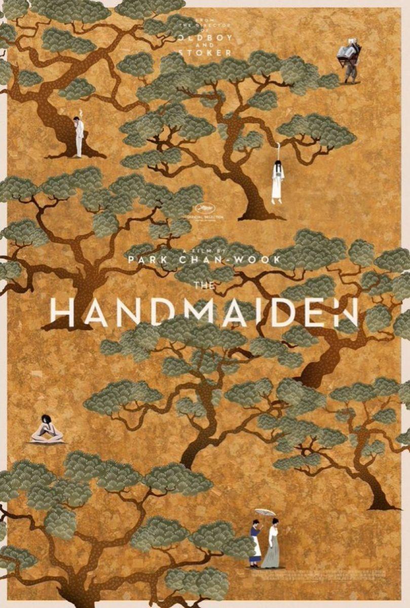 The Handmaiden (2016) Review